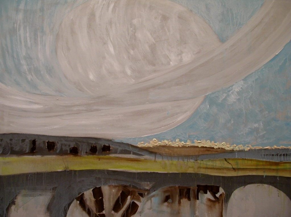 Mysterium 2007 April Painting