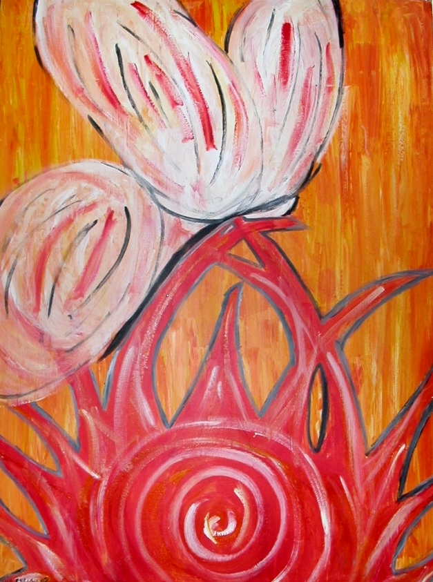 Mysterium 2007 June Painting